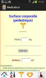 Medicalcul screenshot 5