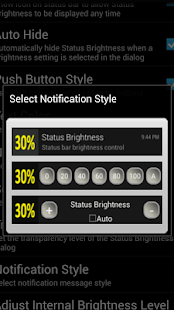 Status Brightness Free- screenshot thumbnail