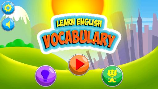 英語学習帳 - 語彙 英語速いの学習