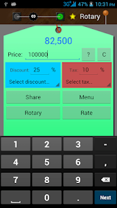 Discount and Tax Calculator screenshot 7