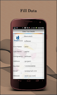 Visiting Card Organizer Pro Android Apps on Google Play