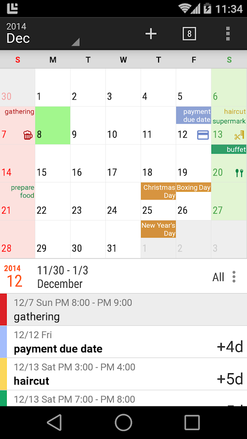 how to use outlook calendar on android