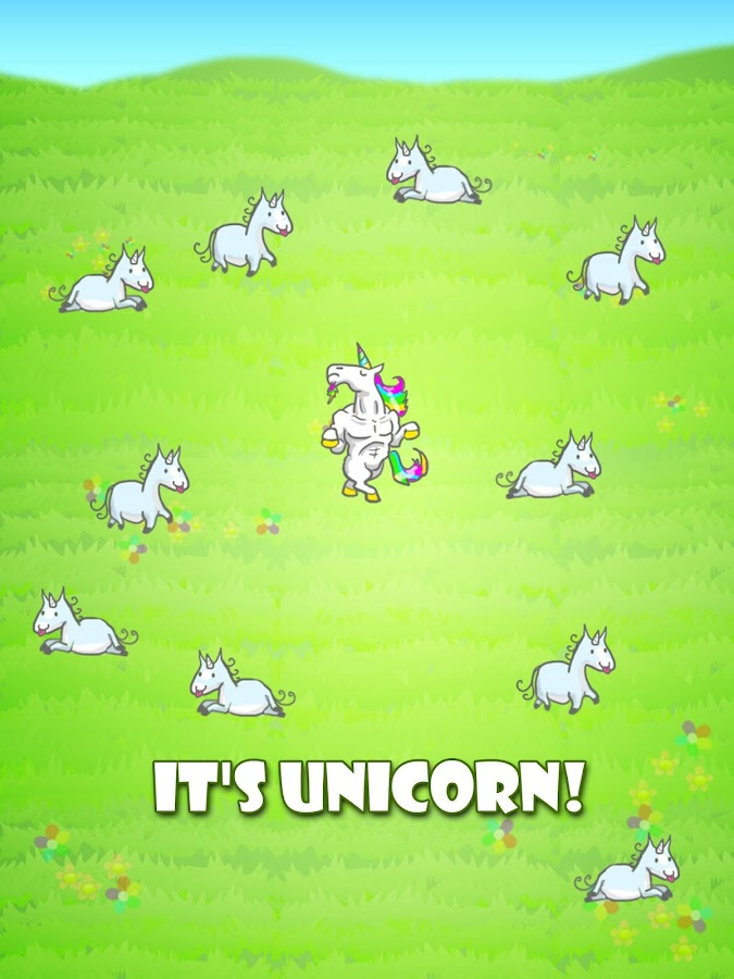 Unicorn Evolution Party- screenshot