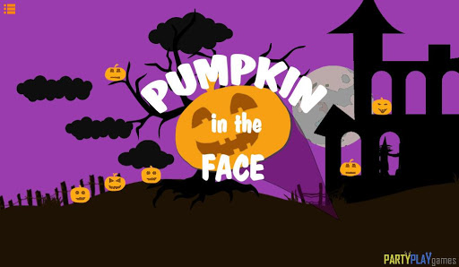 Pumpkin In The Face