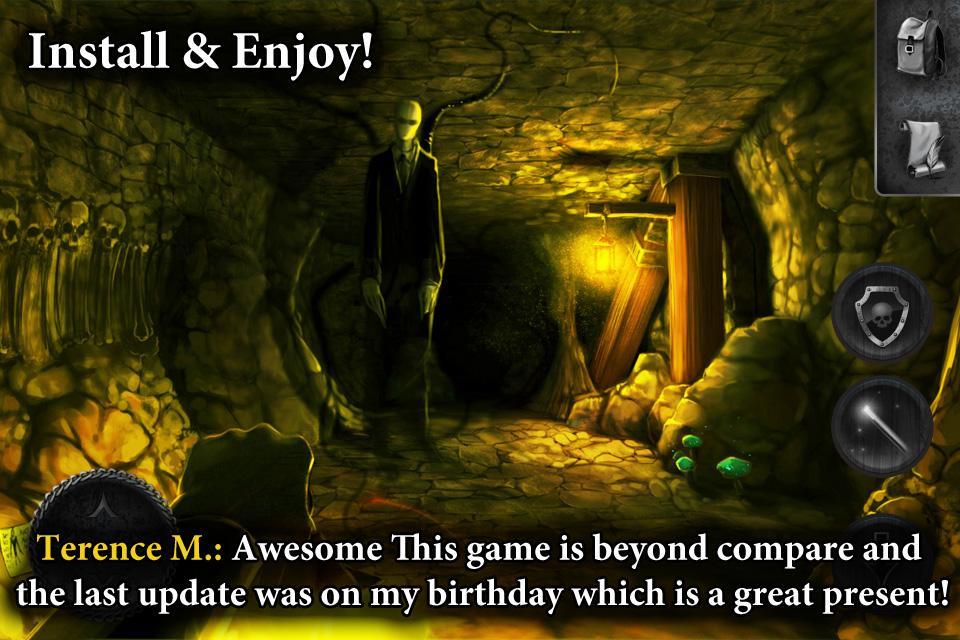 Play slender man games free games