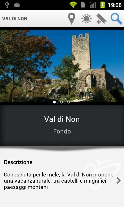 Val di Non Travel Guide- screenshot