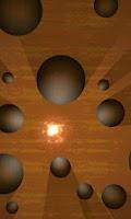 Screenshot of Shadow Balls Live Wallpaper