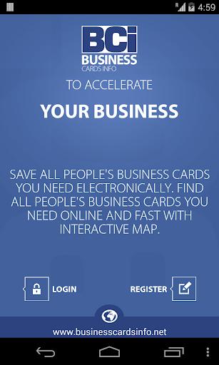 免費下載商業APP Business Cards Info (BCi) app開箱文 APP開箱王