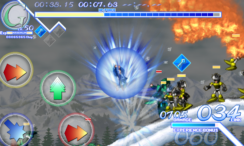 Bluest -Fight For Freedom-- screenshot
