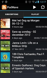 PodWave FREE- screenshot thumbnail