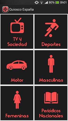 Kiosko España