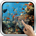 Colorful Tropical Fishes icon