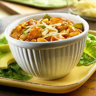 Southwest White Chicken Chili.