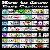 Cartoon Drawing Tutorial