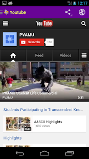 PVAMU Mobile- screenshot thumbnail