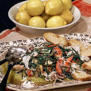 Mario's Seafood Salad