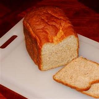 Honey Oatmeal Bread I.