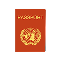 Passport & Visa icon