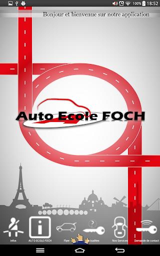 Auto École Foch St Etienne