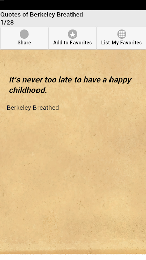 Quotes of Berkeley Breathed