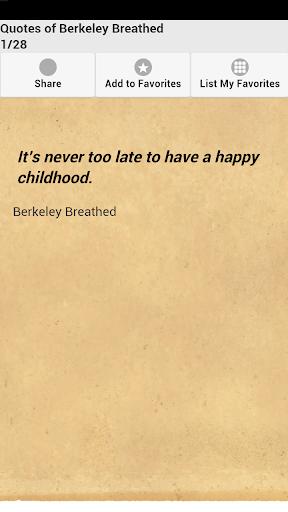 【免費娛樂App】Quotes of Berkeley Breathed-APP點子