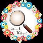 colorful fun Search Widget icon