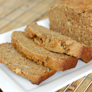 Whole-Wheat Banana Bread.