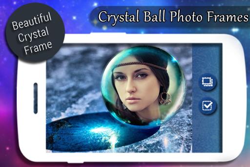 【免費攝影App】水晶球相框-APP點子