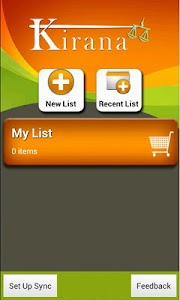 Kirana - Shopping Cart screenshot 0