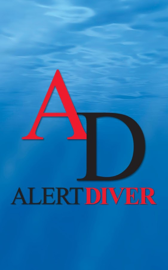 Alert Diver - screenshot