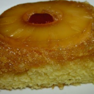 Pineapple Upside Down Cake No Butter Recipes.