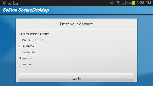 Soliton SecureDesktop 1.2.0.6 Windows u7528 3