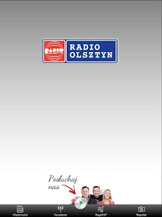 Radio Olsztyn- screenshot thumbnail