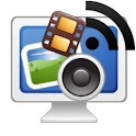 Wifi Media Sync:Tablet Edition logo