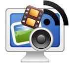 Wifi Media Sync:Tablet Edition icon