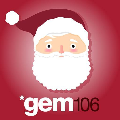 Gem 106 - Santa Voicemail LOGO-APP點子
