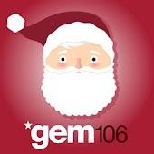 Gem 106 - Santa Voicemail