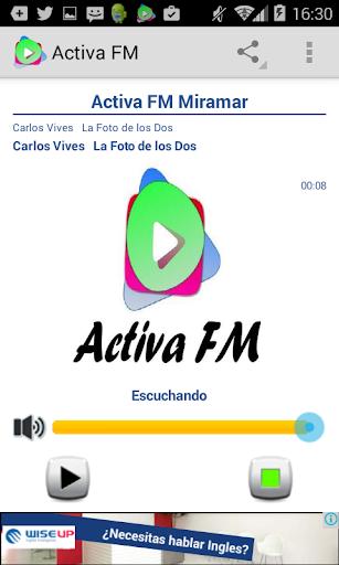 Activa FM Miramar