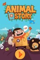 Screenshot of Animal Story