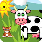 Animals for Toddlers LITE icon