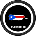 Puerto Rico Clock Widget icon