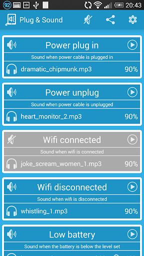 Plug Sound