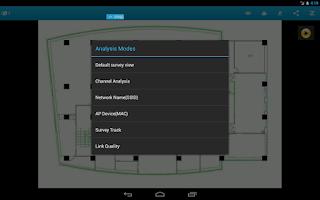Screenshot of iMapper Wifi