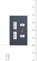Screenshot of Ruler(cm, inch)