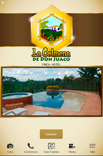 Hotel La Colmena de Don Juaco