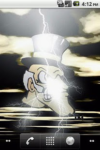 Wake Forest Demon Deacons LWP - screenshot thumbnail