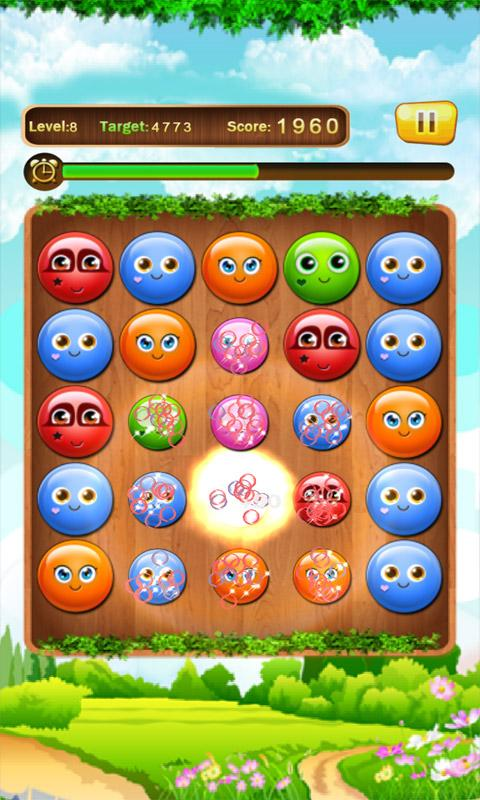 Bubble Combos! - screenshot