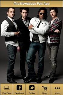 Newsboys Christian Pop Rock