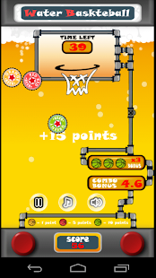 Water Basketball- screenshot thumbnail