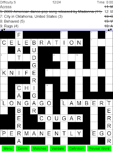 Crossword Unlimited 拼字 App-癮科技App